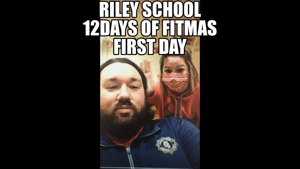 First Day of Fitmas