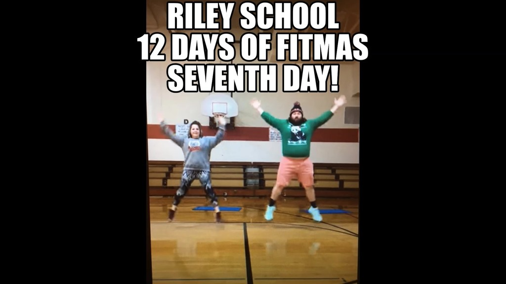 Seventh Day of Fitmas