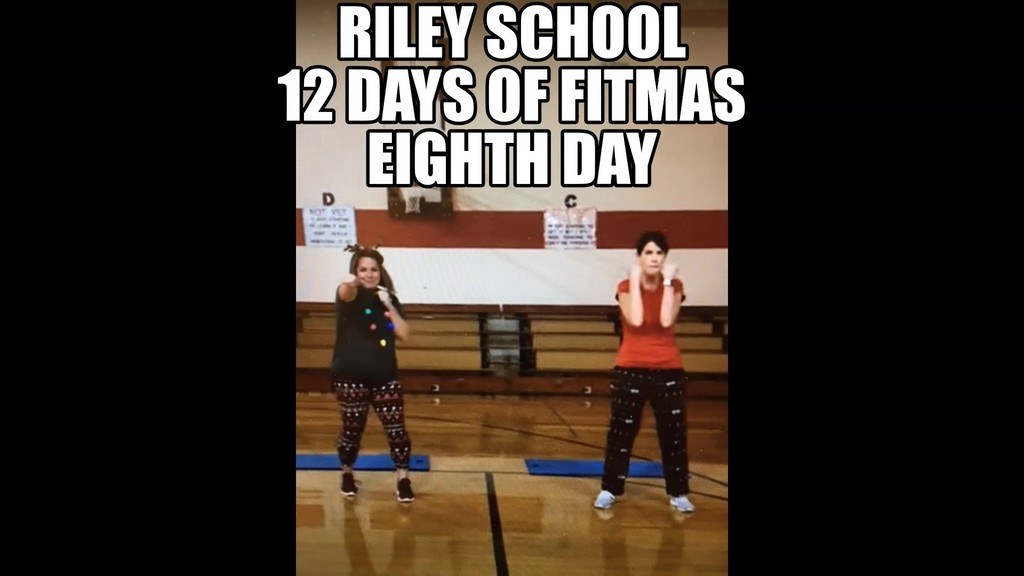 Eighth Day of Fitmas