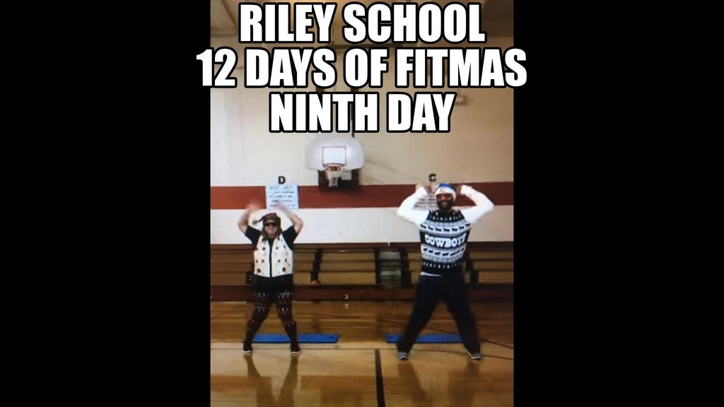 Ninth Day of Fitmas
