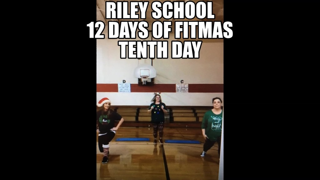 Tenth Day of Fitmas