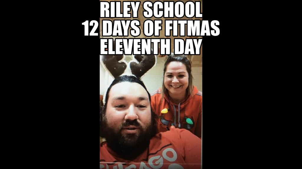 Eleventh Day of Fitmas