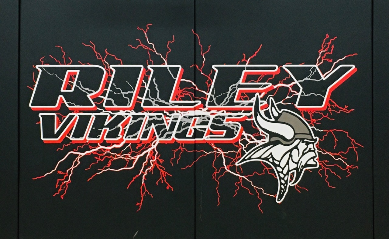 Riley Vikings Gym Mat 2